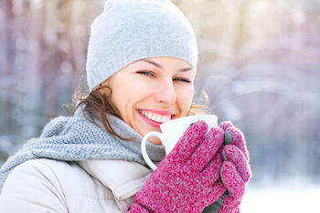 Protect skin in cold weather