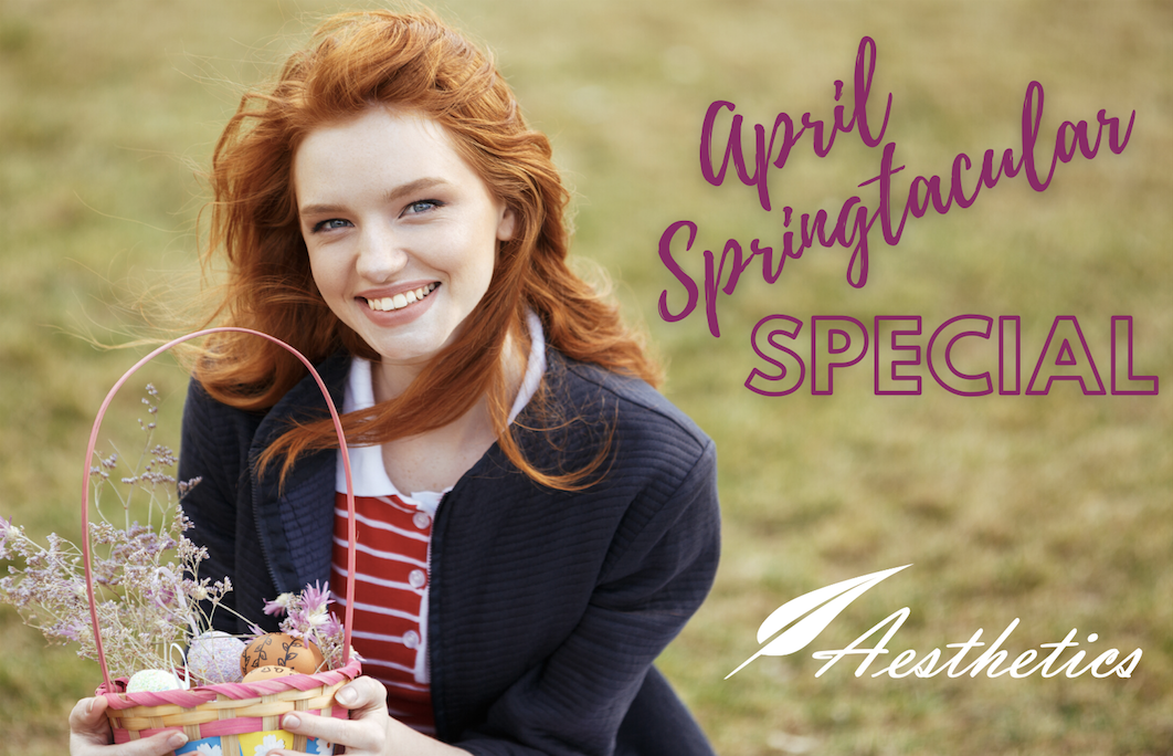 April Skincare Specials: Rejuvenate Your Skincare Routine and You Could Win!