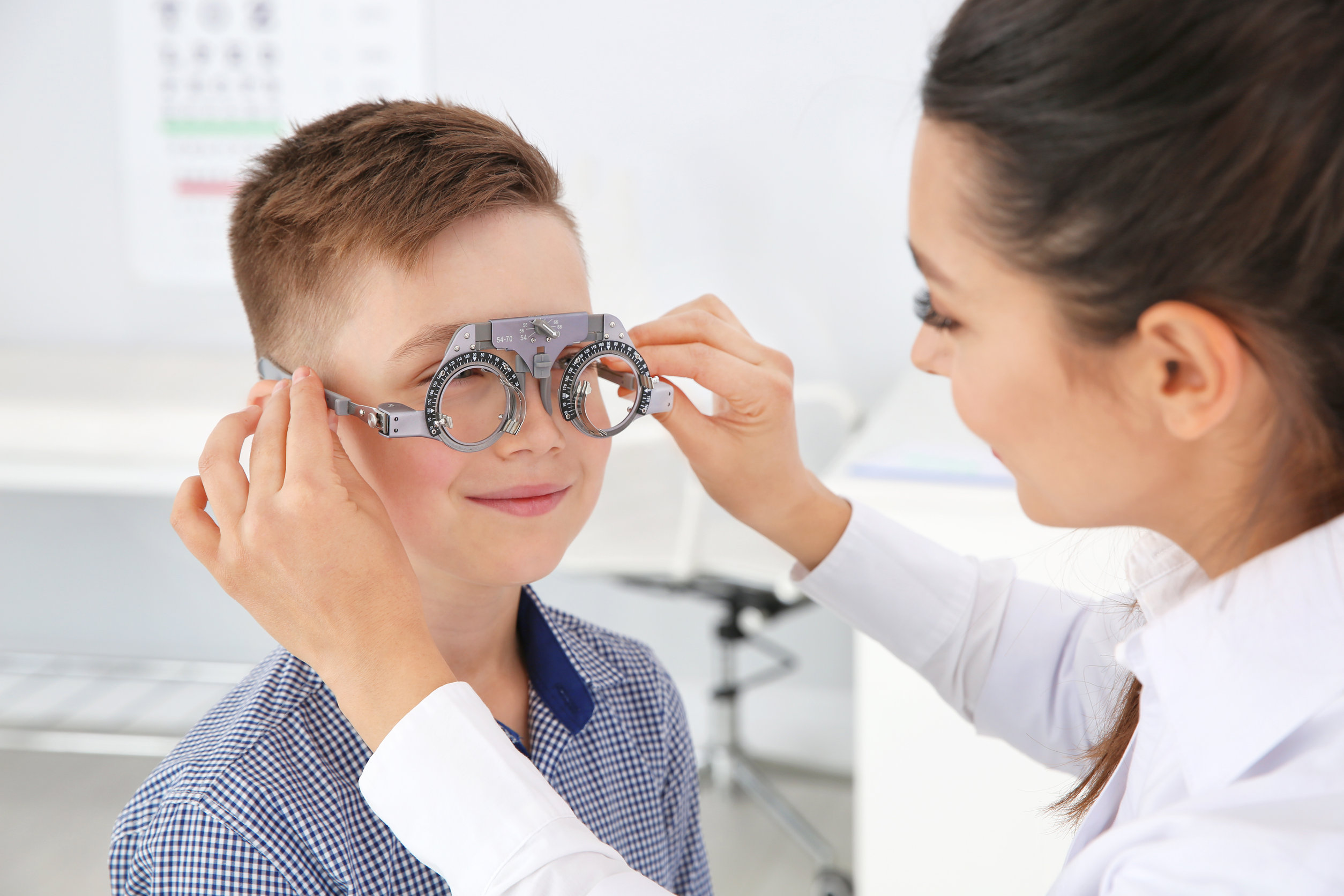 Children's Eye Health and Safety Month is this August – Is Your Family Ready?
