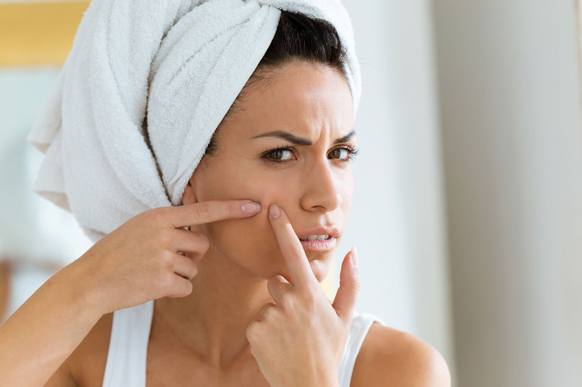 5 Steps Towards Acne-free Skin During National Acne Awareness Month