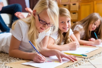 Getting Ready For Back-to-School: The Basics of Children's Eye Care and Safety